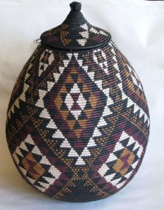 Basket, Wedding Pattern, AAXZX