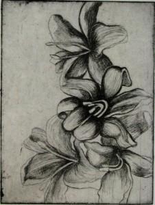 Lilies, Joanne Kantor