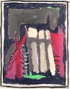 Red Wigwam, Janet Paparelli