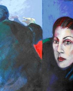 Jastrow's Figure, Gregory Kerr, 2002