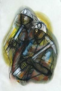 Miners, Godfrey Ndaba