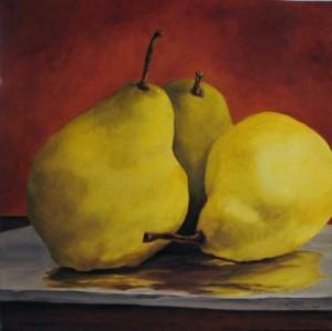 Pears, Marcia Erb Garcia