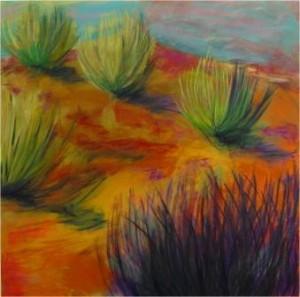 Kalahari Grasses, Jill Kantor