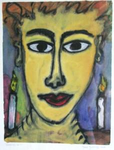 Dreaming No 2, Magda Udifre
