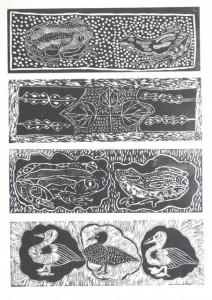 Frogs and Birds, Keiskamma Art Project