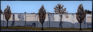 Winter Trees, Arielle Angel