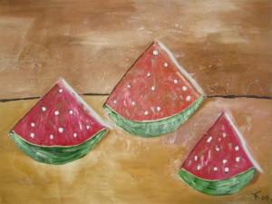 Watermelons, Yolanda Rengifo