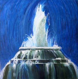 Fountain, Fountain Series, Joseph Davoli