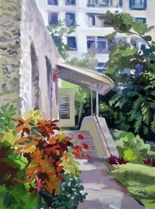 The Housekeeper's Club, Coconut Grove, Charles Bernstein