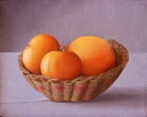 Mandarinas, Natalia Reparaz
