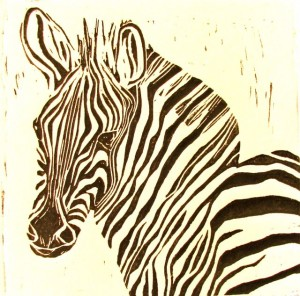Zebra, Jill Kantor
