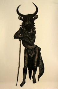 Cattle Herder, Bevan DeWet