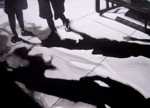 Sombras (Shadows), Aileen Zeigen
